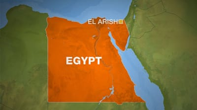 Deadly car bomb targets Egyptian police club
