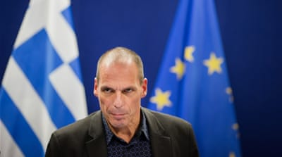 Greece's new radical Syriza-led government and its EU-IMF creditors have been stuck in a deadlock for four months [AP]