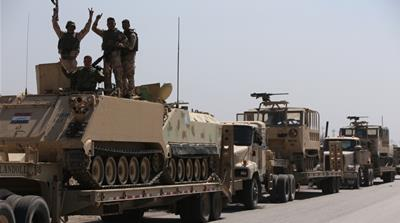 Iraqi forces enter parts of Tikrit in major offensive