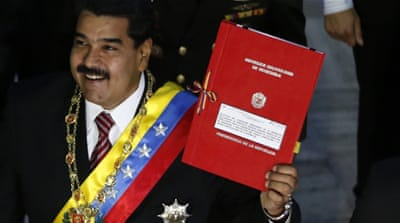 Opponents said President Nicolas Maduro could use the law to crack down on dissent [Reuters]