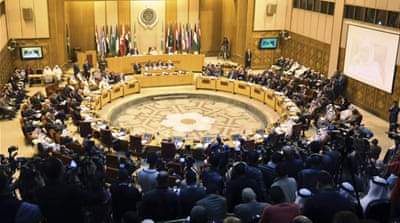 In diplomatic circles, the Arab League is mocked for being ‎ineffectual [Reuters]