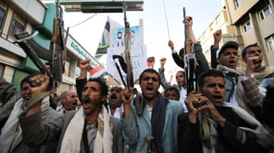 Houthis say they have secured aid package from Iran