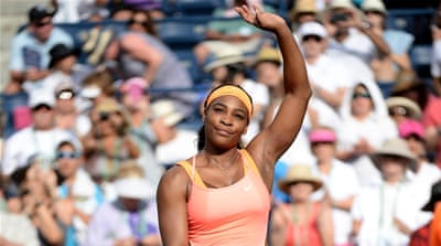 Serena boycotted this event for 14 years [Jayne Kamin-Oncea-USA TODAY Sports]
