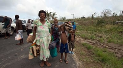 Vanuatu development wiped out by 'monster' Cyclone Pam