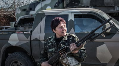 Ukraine: The defenders of Mariupol