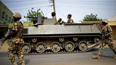 Troops from Cameroon, Chad and Niger have joined Nigeria's offensive against Boko Haram  [AP]
