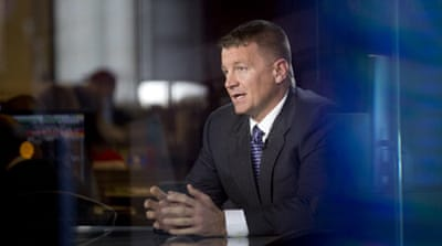 Erik Prince and the US foreign meddling investigation