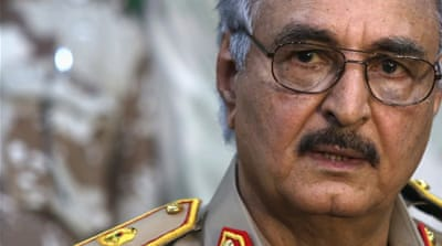 Haftar has become one of the most divisive figures in post-revolution Libya [Reuters]