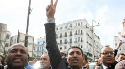 Last month, protests against shale gas development erupted in Algeria [Getty]