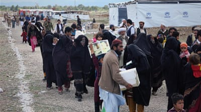 The long road home for Pakistan's IDPs