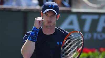 Murray lost to Nadal in the final here in 2009 [AP]