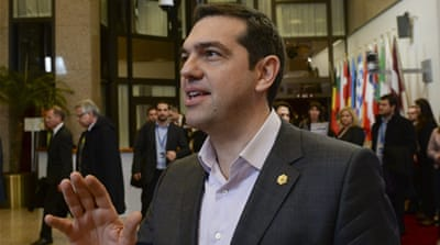 Tsipras said Greece would submit and implement its own structural reforms [Getty Images]