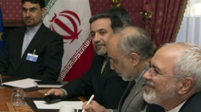 Negotiators suspend Iran nuclear talks