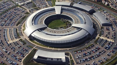 UK surveillance under scrutiny