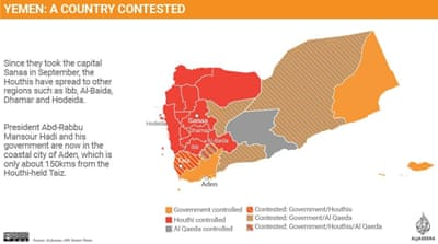 Yemen: A country contested