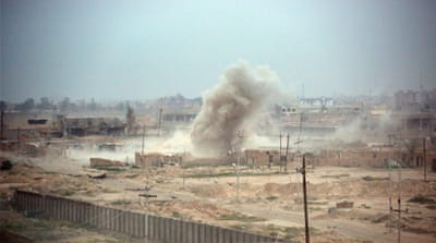The current battle for Tikrit is the second attempt to dislodge ISIL from the city, writes Marashi [AP]