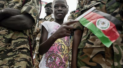 South Sudan has become an aid-dependent entity