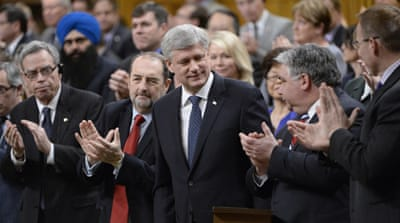Harper's two-state solution: Canada and Israel