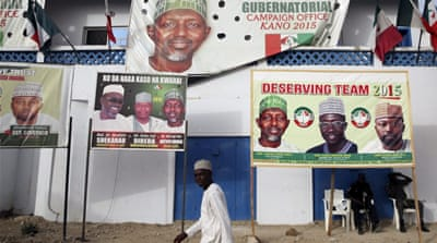 Nigeria candidates deliver final messages to voters