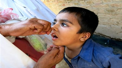 Pakistan's polio problem and vaccination danger