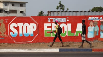 Authorities say the woman may have contracted Ebola through sex with a survivor [EPA]