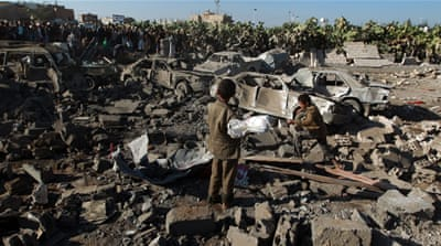 Saudi Arabia claims success in airstrikes on Yemen