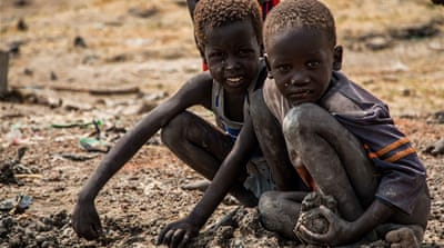 Abandoned oilfield a toxic wasteland in South Sudan