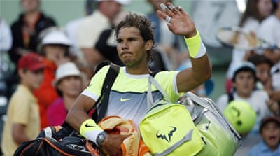 Nadal has never been able to win the Miami Open [EPA]