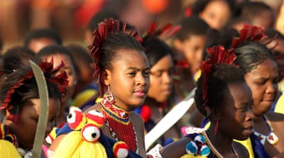 Rape and HIV a common reality for young Swazi women