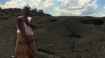 The heavy toll of coal mining in South Africa