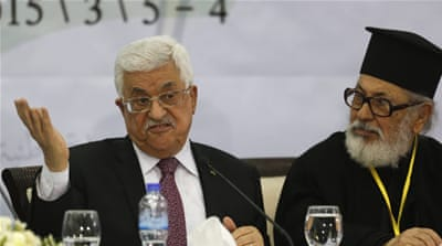 It was not immediately clear whether the decision would be implemented by President Mahmoud Abbas [EPA]