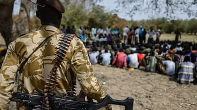 Fighting erupted in December 2013 after a political dispute in which President Salva Kiir sacked his deputy [File: EPA]