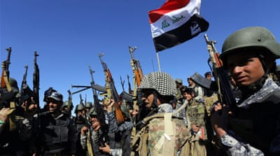 Iraqi army in counter-offensive near ISIL-held Ramadi