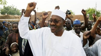 Buhari will 'spare no effort' to defeat Boko Haram