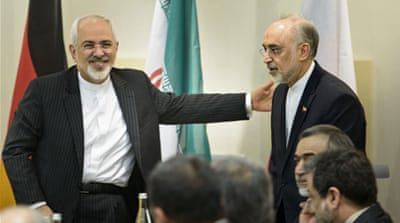 Iranians expect big benefits if nuke talks succeed