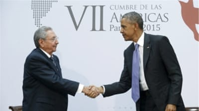 Obama and Castro herald 'turning point' in US-Cuba ties