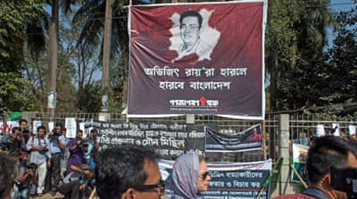 Bangladesh's bloggers: The limits of speech
