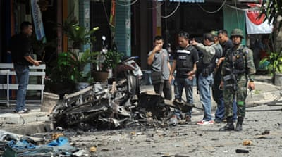 Car bombs have previously been used in the country's south but never before on Koh Samui [File photo: Getty Images]