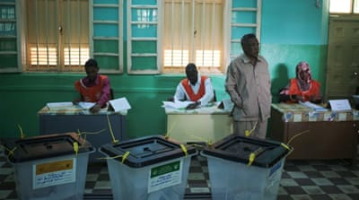 Sudan polls: Voters conspicuous by their absence