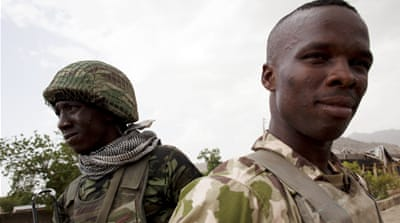 Nigeria, Niger, Chad and Cameroon have been fighting Boko Haram for the last two months [Reuters]