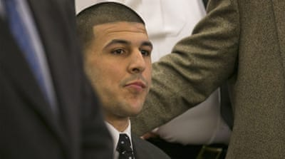 The Patriots cut Hernandez hours after his arrest in June 2013 [EPA]