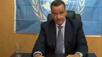 Ebola chief named as UN Yemen envoy replacement