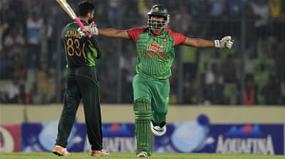 Tamim Iqbal was named man of the match [Getty Images]