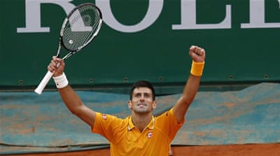 Record-breaking Djokovic bags second Monte Carlo title