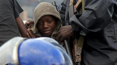 Burundian President Pierre Nkurunziza is expected to run for a third term causing wide spread protests.