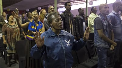Leave or die: Choice facing immigrants to South Africa