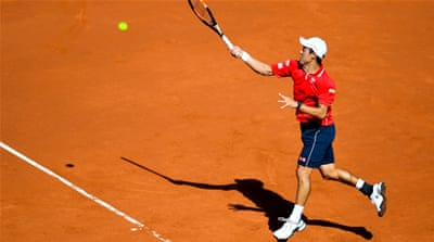 Nishikori held his serve to seal the win in just 68 minutes [Getty Images]