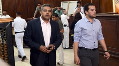 Retrial of Al Jazeera journalists in Egypt postponed