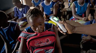 Sierra Leone: Back to class after the Ebola outbreak
