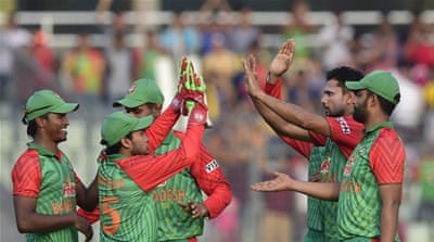 Before this series, Bangladesh had beaten Pakistan just once [Getty Images]
